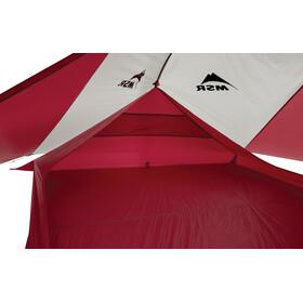 MSR FreeLite 3 Gray Tent V2 - Tiendas de campaña - gris/rojo